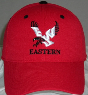 EWU Eagles Team Color One Fit Hat