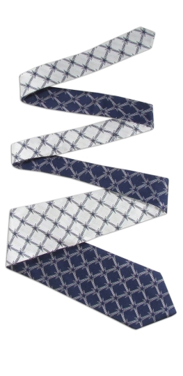 Dallas Cowboys Home and Away Reversible Tie