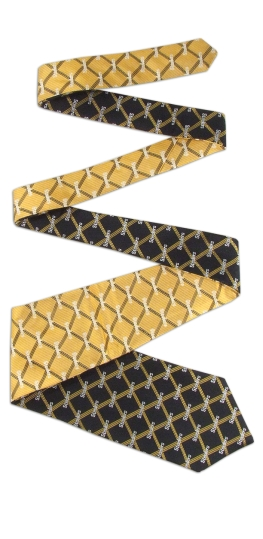 Pittsburgh Steelers Home and Away Reversible Tie