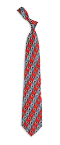 Atlanta Falcons Pattern Tie