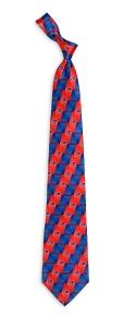 Buffalo Bills Pattern Tie