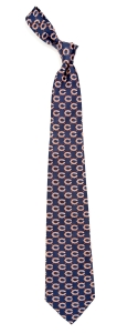 Chicago Bears Woven Tie