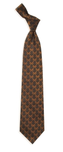 Cleveland Browns Woven Tie