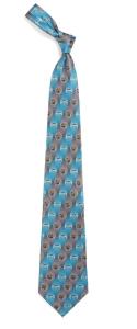Jacksonville Jaguars Pattern Tie