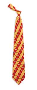 Kansas City Chiefs Pattern Tie