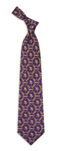 Minnesota Vikings Pattern Tie