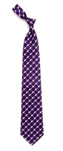 Minnesota Vikings Woven Tie