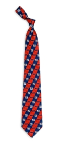 New York Giants Pattern Tie