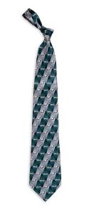 Philadelphia Eagles Pattern Tie