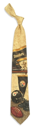 Pittsburgh Steelers Nostalgia Tie