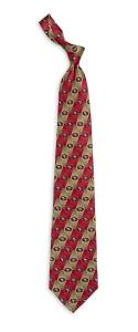 San Francisco 49ers Pattern Tie