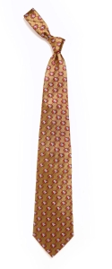 San Francisco 49ers Woven Tie