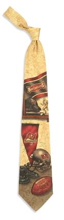 Tampa Bay Buccaneers Nostalgia Tie