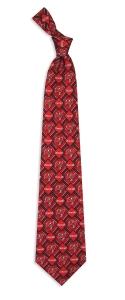 Tampa Bay Buccaneers Pattern Tie