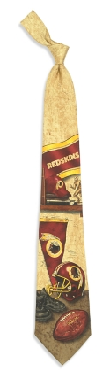 Washington Redskins Nostalgia Tie