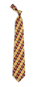 Washington Redskins Pattern Tie