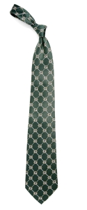 Green Bay Packers Woven Tie