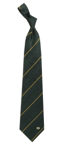 Green Bay Packers Oxford Woven Tie