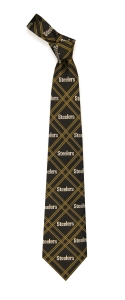 Pittsburgh Steelers Woven Polyester Tie