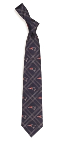 New England Patriots Woven Polyester Tie