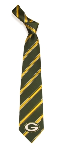 Green Bay Packers Woven Polyester Tie