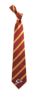 Kansas City Chiefs Woven Polyester Tie