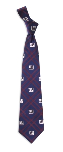 New York Giants Woven Polyester Tie