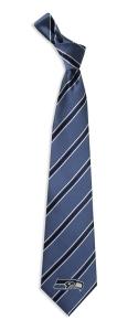 Seattle Seahawks Woven Polyester Tie