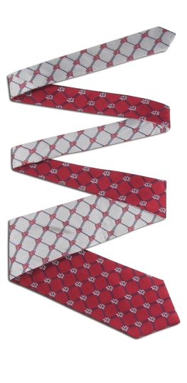 St. Louis Cardinals Home and Away Reversible Tie