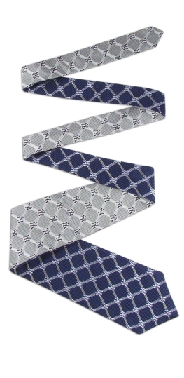 New York Yankees Home and Away Reversible Tie