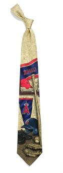 Anaheim Angels Nostalgia Tie