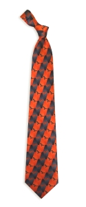 Baltimore Orioles Pattern Tie