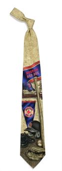 Boston Red Sox Nostalgia Tie