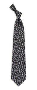 Chicago White Sox Pattern Tie