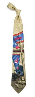 Cleveland Indians Nostalgia Tie