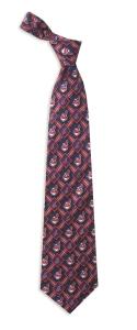 Cleveland Indians Pattern Tie