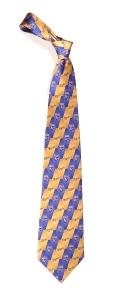 Kansas City Royals Pattern Tie