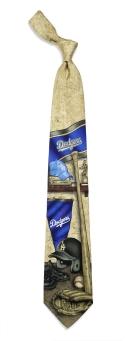 Los Angeles Dodgers Nostalgia Tie