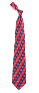 Minnesota Twins Pattern Tie