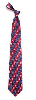Washington Nationals Pattern Tie