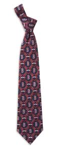 Boston Red Sox Pattern Tie