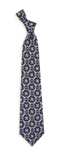 New York Yankees Pattern Tie