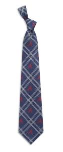Atlanta Braves Woven Polyester Tie