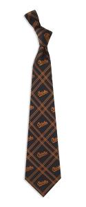 Baltimore Orioles Woven Polyester Tie