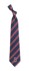 Boston Red Sox Woven Polyester Tie