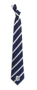Detroit Tigers Woven Polyester Tie