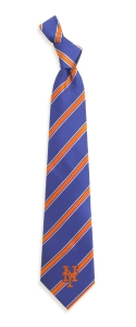 New York Mets Woven Polyester Tie