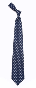 New York Yankees Pattern Polyester Tie