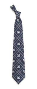 New York Yankees Woven Polyester Tie