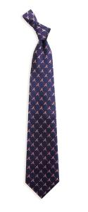 Atlanta Braves Woven Tie